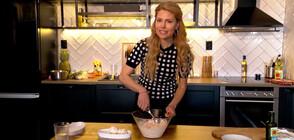 """Деси Банова с ювелирно кулинарно изпълнение в """"Черешката на тортата"""""""