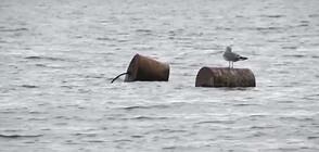 Нови проблеми с тръбопровода във Варненското езеро