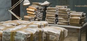 16 kilos of heroin seized, three people arrested