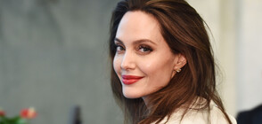 Децата на Джоли с изненада за рождения й ден (СНИМКИ)