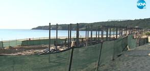 """Има ли незаконно строителство на плаж """"Смокиня"""""""