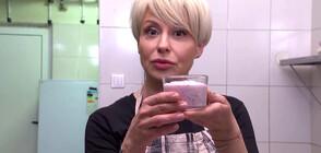 """Кулинарен моноспектакъл от Стефания Колева в """"Черешката на тортата"""""""