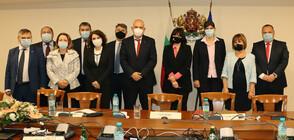 СЛЕД СРЕЩА С КЬОВЕШИ: ВСС откри процедура за нови кандидати за европрокурори (ВИДЕО)
