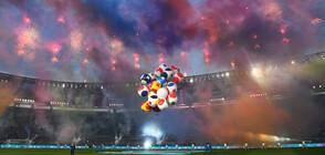 Откриха UEFA EURO 2020 със зрелищен спектакъл в Рим (ВИДЕО+СНИМКИ)