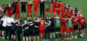Уелс и Швейцария завършиха наравно на UEFA EURO 2020