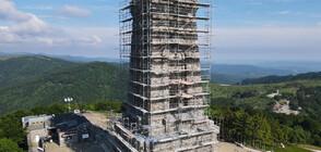 Затварят временно за посещения Паметника на Шипка