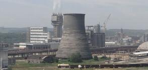 Огромен пожар в химически завод в Димитровград (ВИДЕО+СНИМКИ)