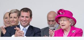 Най-големият внук на кралица Елизабет Втора се разведе (СНИМКИ)