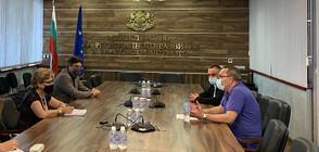 """Регионалният министър и смененият шеф на """"Автомагистрали"""" с взаимни обвинения"""