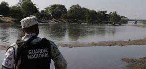 Над 1000 къщи под вода след наводнение в Мексико