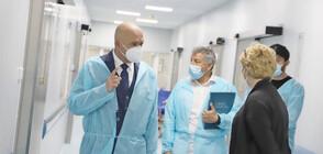 ВМА с Операционен център на световно ниво (СНИМКИ)