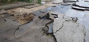Буря нанесе сериозни материални щети в Лом (ВИДЕО+СНИМКИ)