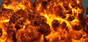 Експлозии разтърсиха завод за боеприпаси в Сърбия (СНИМКИ)
