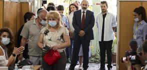ПРЕДСРОЧЕН ВОТ В АРМЕНИЯ: Убедителна преднина за премиера Никол Пашинян