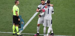 Емоционален жест на треньора на Италия трогна футболния свят (ВИДЕО+СНИМКИ)