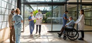 Отново свиждания в болниците, но при определени условия