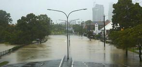 Наводнения в 16 окръга на Румъния (ВИДЕО)