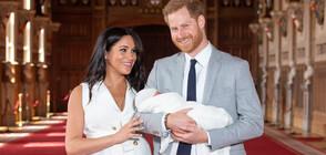 Хари и Меган кръстили дъщеря си Лилибет в чест на принц Филип