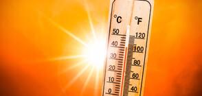 Жълти кодове за опасни горещини в 16 области