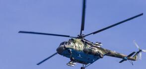 """Хеликоптер """"Ми-8"""" катастрофира в Ленинградска област"""