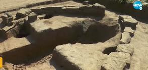 Археолози откриха уникални находки при разкопки на път Е-79