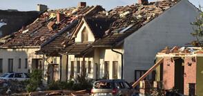 РЯДЪК ФЕНОМЕН: Торнадо удари Чехия, има жертви и 150 ранени (ВИДЕО+СНИМКИ)