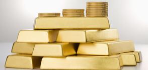 Задържаха българи, откраднали 38 кг златни кюлчета от дома на белгиец