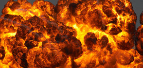 Огромна експлозия в близост до лондонското метро (ВИДЕО)