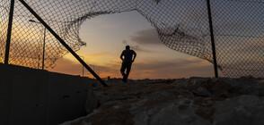 Четири пъти повече нелегални мигранти задържани през първата половина на 2021 г.