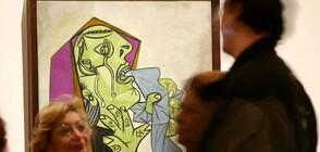 Гръцката полиция откри откраднати картини на Пикасо и Мондриан (ВИДЕО)