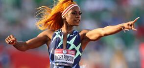 ЗАРАДИ КАНАБИС: Шампионка на САЩ в спринта на 100 м пропуска Олимпиадата