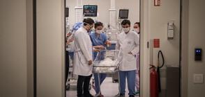 Представиха два проекта за национална детска болница