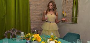 """Смайваща вечеря със Соня Атанасова в """"Черешката на тортата"""""""