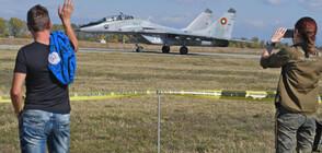"""Панайотов: Инфраструктурата за F-16 на """"Граф Игнатиево"""" дадена на фирми без ясни критерии"""