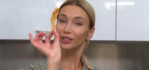 """Очарователна вечеря с Райна Караянева в """"Черешката на тортата"""""""