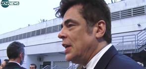 ОТ ФЕСТИВАЛА В КАН: Бенисио дел Торо ексклузивно пред NOVA за новия си филм