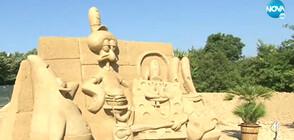 """""""Децата пожелаха"""" е темата на тазгодишното издание на Фестивала на пясъчните фигури"""