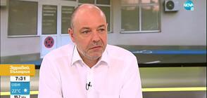 """Зам.-директорът на """"Пирогов"""" проф. Габровски е подал оставка"""