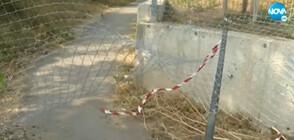 Ограда на частен имот спира достъпа до обществена пътека