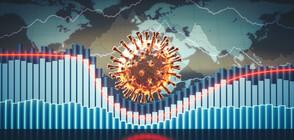 Рекорден за последните седмици брой на заразените с COVID-19 у нас