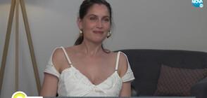 ЕКСКЛУЗИВНО: Летисия Каста - френската богиня на модата и киното (ВИДЕО)