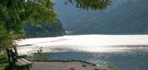 Повече от 180 езера са се появили в Швейцария за 10 години