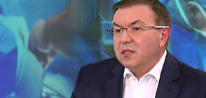 Проф. Ангелов: В НС ще работим всички политици да бъдат ваксинирани