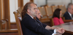 Румен Радев: Най-важната задача е съставянето на редовен кабинет