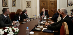 President starts consultations with parliamentary parties on government formations, GERB refuse to participate