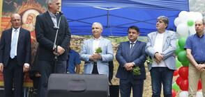 Премиерът Стефан Янев посети Пирдоп за празника на града