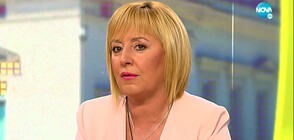 Мая Манолова: Смяната на ВСС и оставката на главния прокурор са на дневен ред