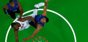 ЗА ПРЪВ ПЪТ ОТ 17 ГОДИНИ: Баскетболният тим на САЩ загуби на Олимпиада