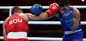 Боксовата ни звезда Даниел Асенов се класира за 1/8-финалите в Токио