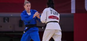 Световната шампионка спря Ивелина Илиева на 1/8-финалите по джудо в Токио